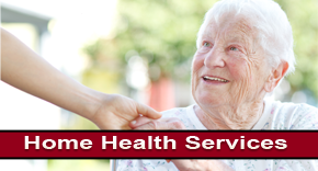 Senior Receiving Helping Hand - Assisted Living Company